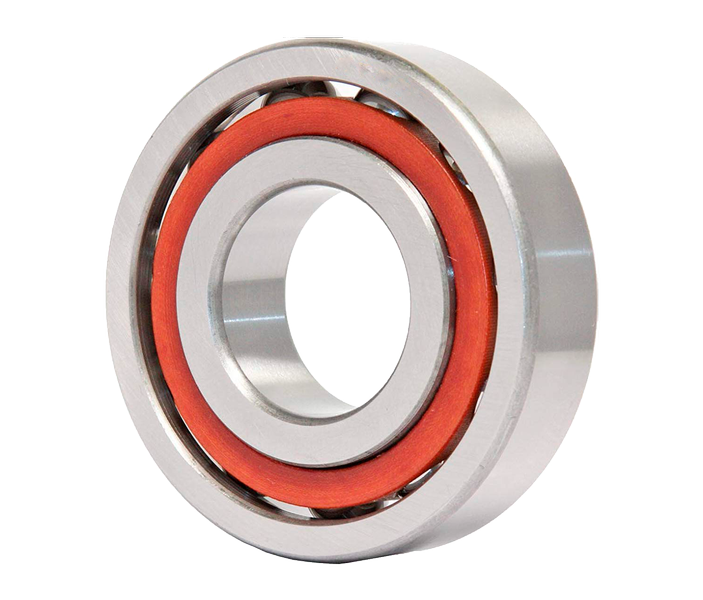 PRECISION SINGLE ROW ANGULAR CONTACT BEARINGS